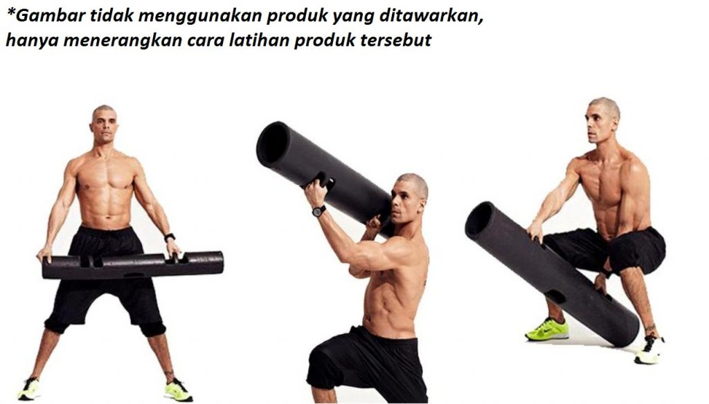 """workout dy 1 1024x584 - Body Gym Training Weight Tube """"Viper"""", 8Kg"""