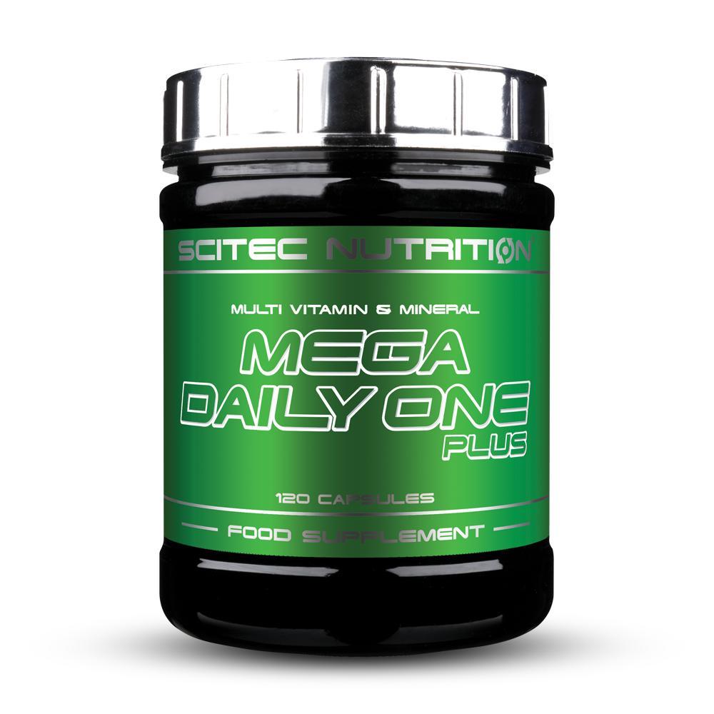 www.scitecindonesia.com mega daily one plus 120 capsules - Scitec Nutrition Mega Daily One Plus