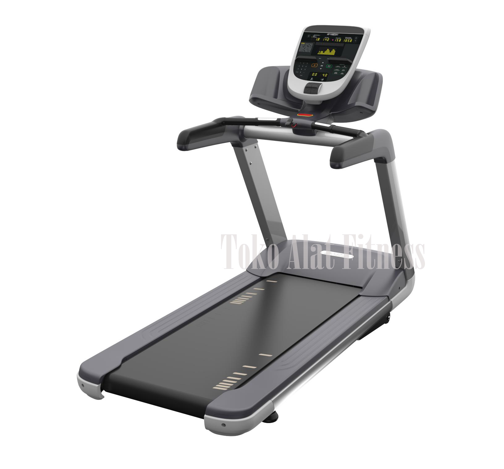 Precor Treadmill 731 wtr a - Commercial Precor Treadmill 4 HP AC TRM 731