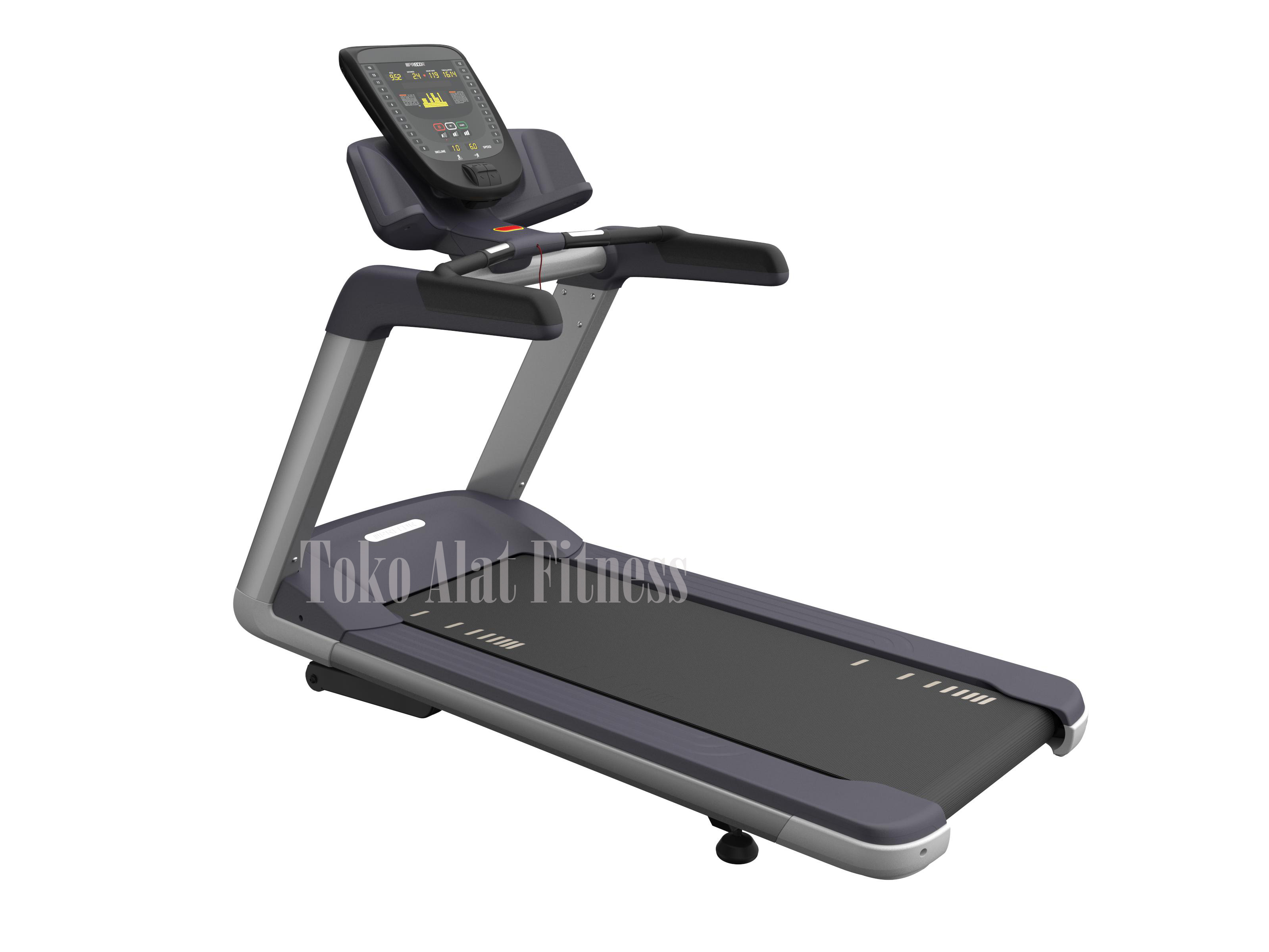 Precor Treadmill 731 wtr b - Commercial Precor Treadmill 4 HP AC TRM 731