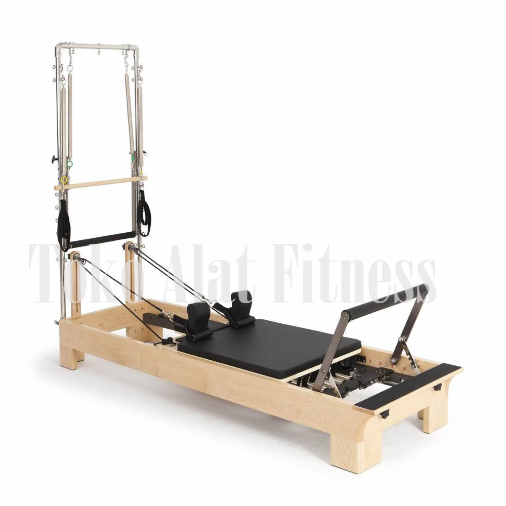Tower And Mat for wood reformer wtr - Elina Pilates Tower And Mat and wood reformer