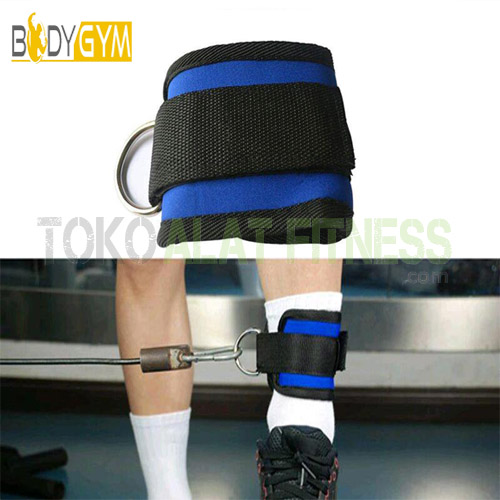 lifting strap work - Ankle Lifting Strap Body Gym