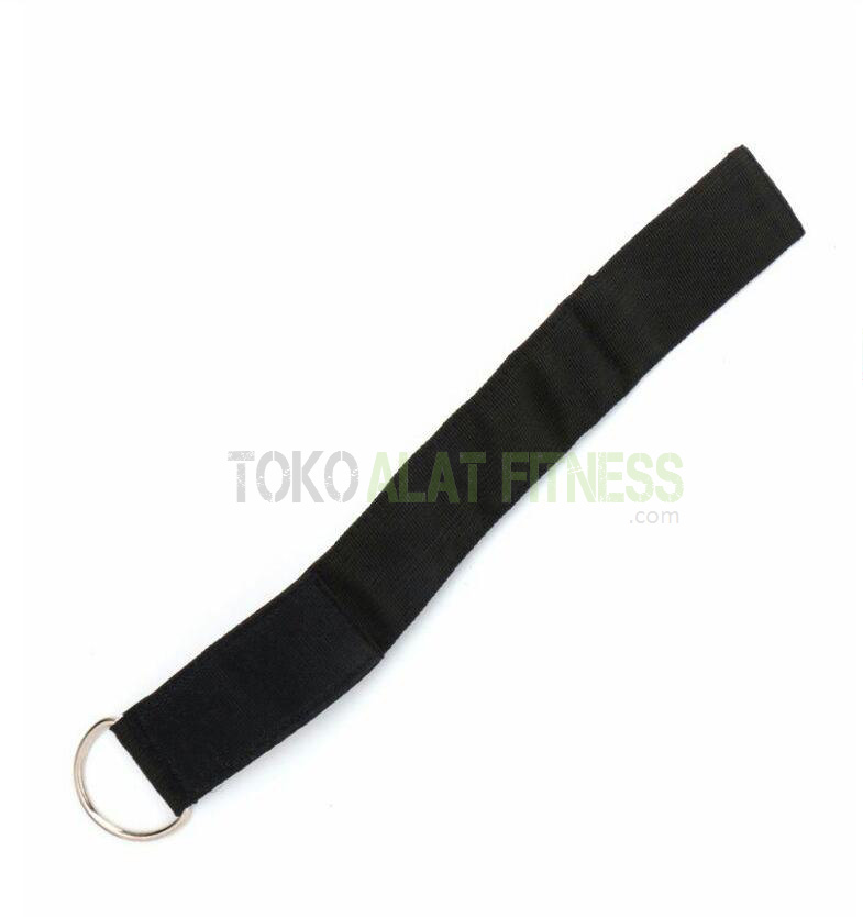 Ankle Strap Resistance Kinetic Tube strap 3 - Ankle Strap Resistance Kinetic Tube (Hijau) Body Gym - ASSRB9F