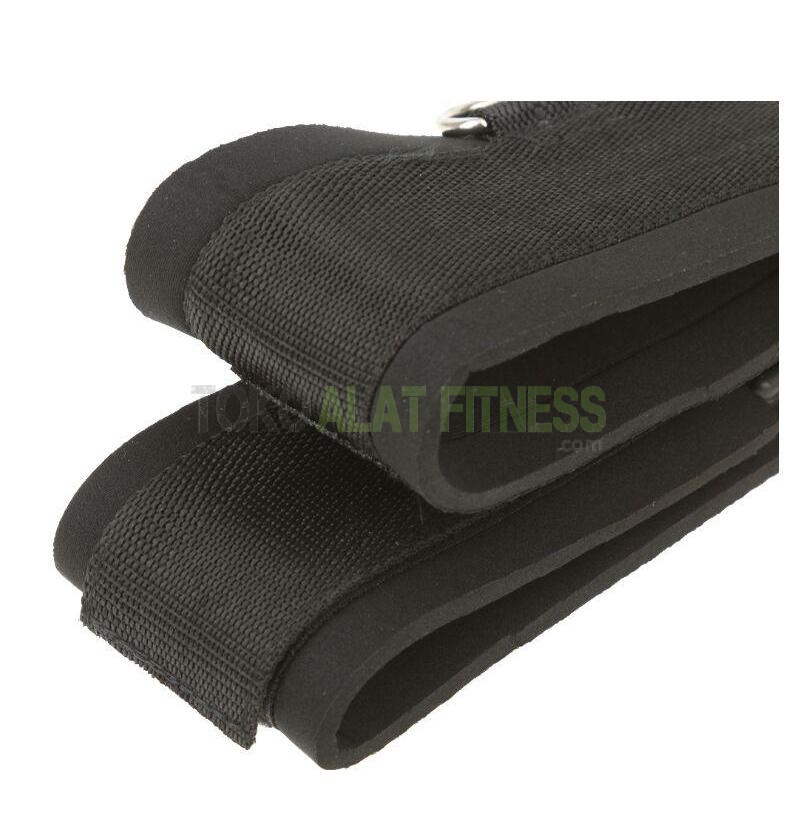 Resistance Band Bounce Trainer and Ankle Strap Hitam wtr 4 - Resistance Band & Ankle Strap Bounce Trainer Hitam Body Gym