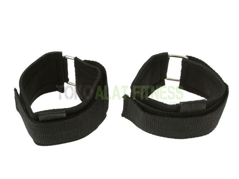 Resistance Band Bounce Trainer and Ankle Strap Hitam wtr 5 - Resistance Band & Ankle Strap Bounce Trainer Hitam Body Gym
