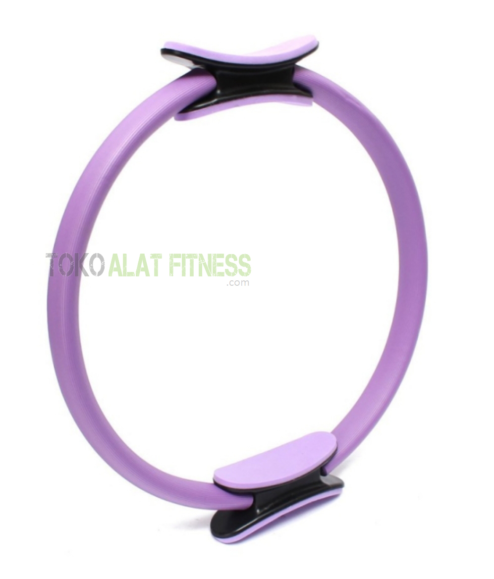 pilates ring ungu a - Pilates Ring Ungu Body Gym - ASSP27D