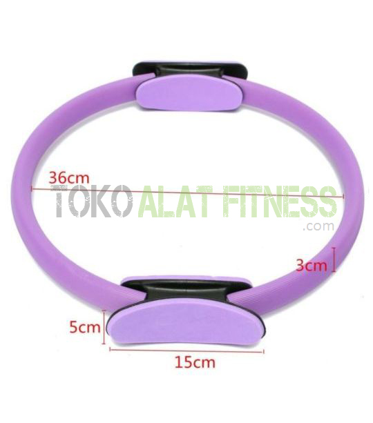 pilates ring ungu b - Pilates Ring Ungu Body Gym - ASSP27D
