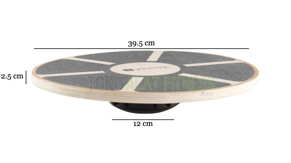 Balance board domyos wtr spek - Balance Board Domyos