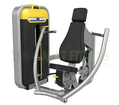 BMW 001 Seated Chest Press a wtr - Body Strong Seated Chest Press - BMW-001
