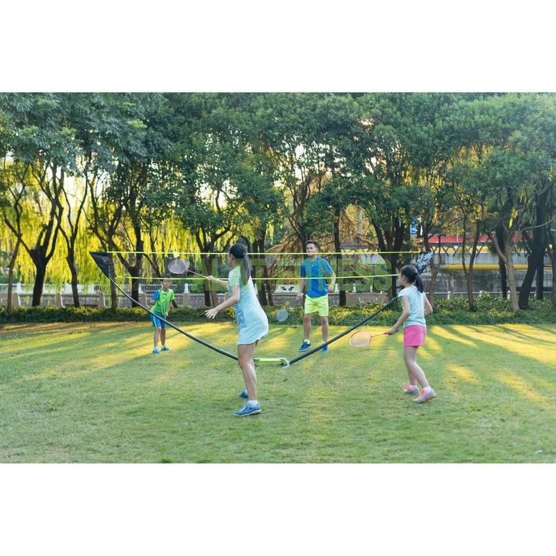 Badminton net 5m ertingo k wtr - Badminton Easy Net 5m Artengo