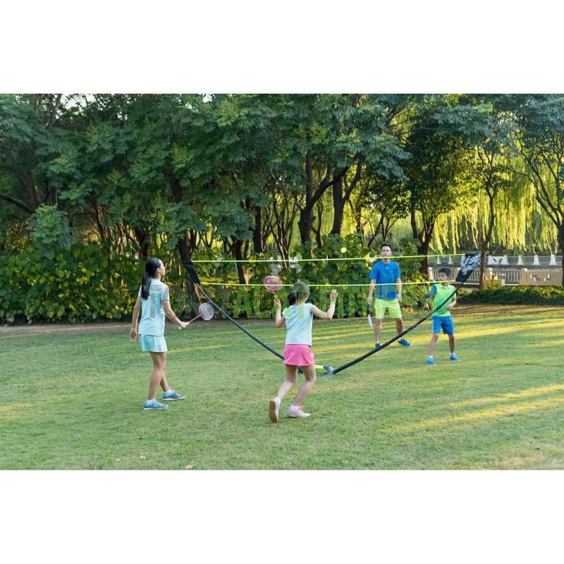 Badminton net 5m ertingo m wtr - Badminton Easy Net 5m Artengo