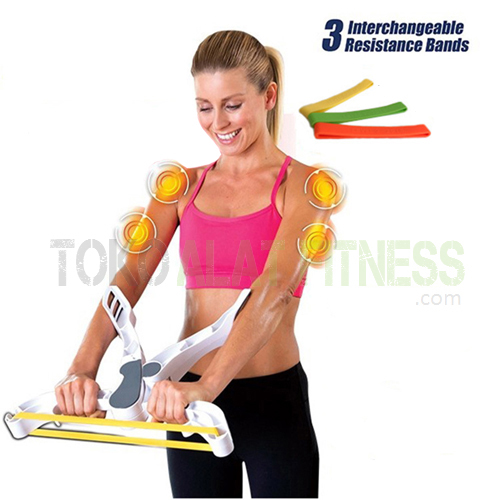 Wonder arms wtr aa - Workout From Home - Battle Rope 9M 3.8CM Body Gym