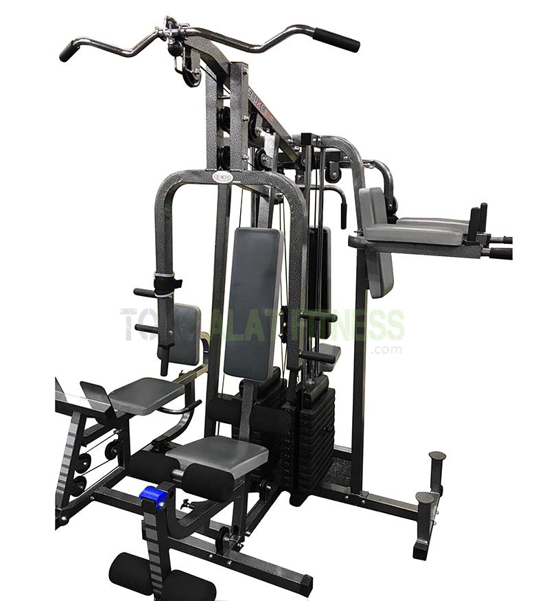 Home Gym 4 sisi ID 2800 wtr c - Home Gym 4 Station Body Gym