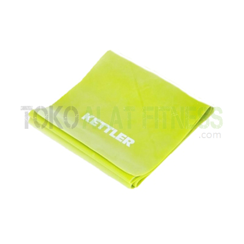 WTR HIJAU - Pilates/Flexyband/latex Flexiband (Green) 0.50mm Kettler