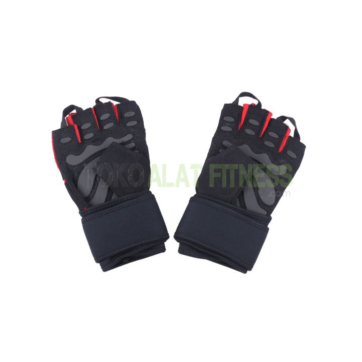 evolve weight glove wtr d - Hit Weight Lifting Glove Size L Evolve