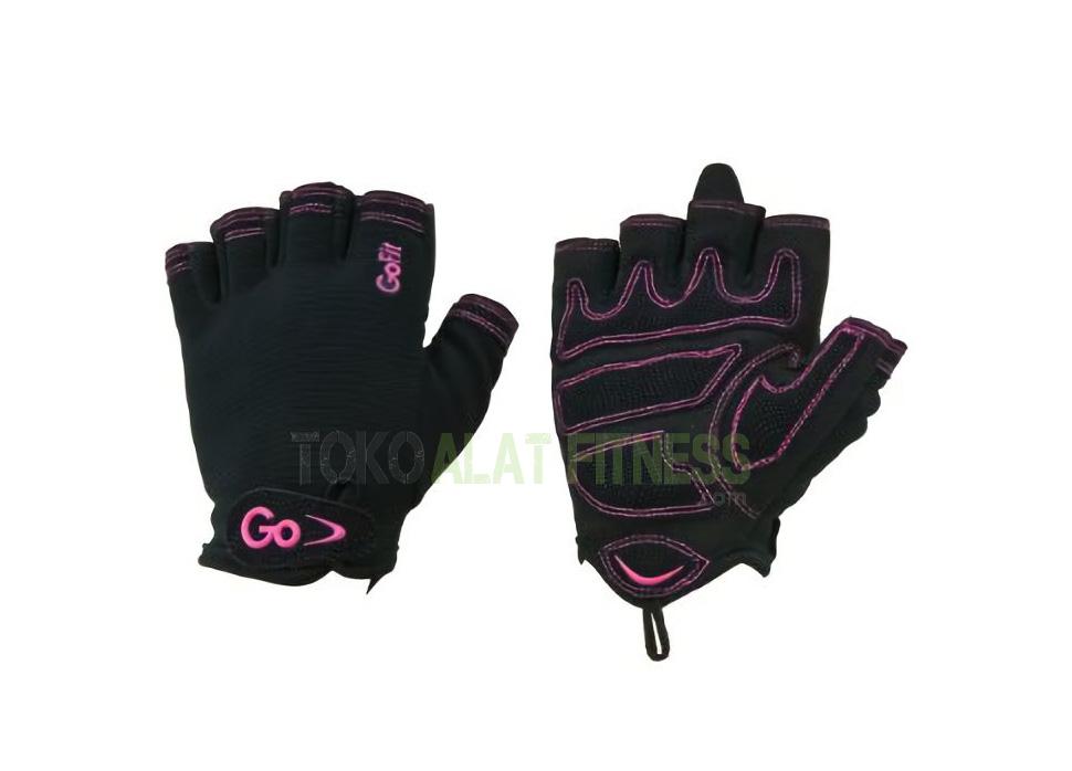 fitness gloves gofit women wtr2 - Fitness Gloves Women M Go Fit - ASSST11A-2
