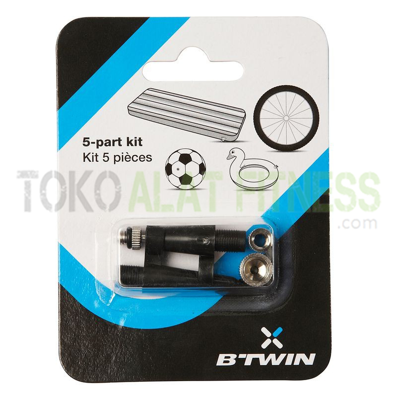 pentil pompa angin btwin wtm 7 - Pentil Pompa Angin Btwin Body Gym