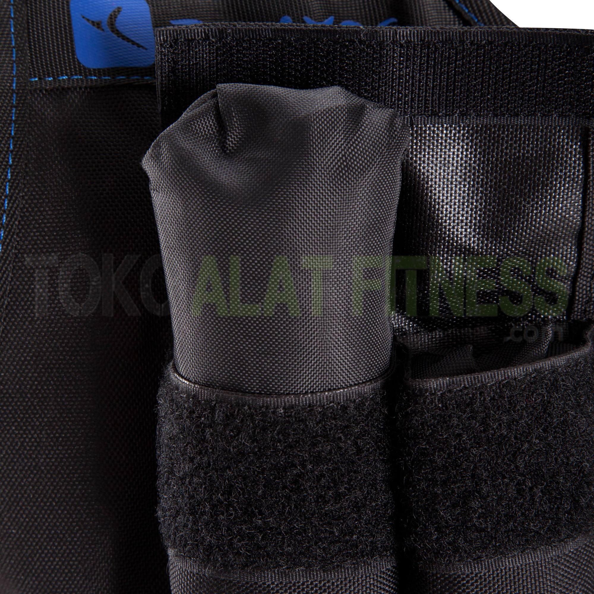 rompi pemberat domyos wtm 4 - Weight Vest/Rompi Pemberat 10kg Domyos - ASSAW39