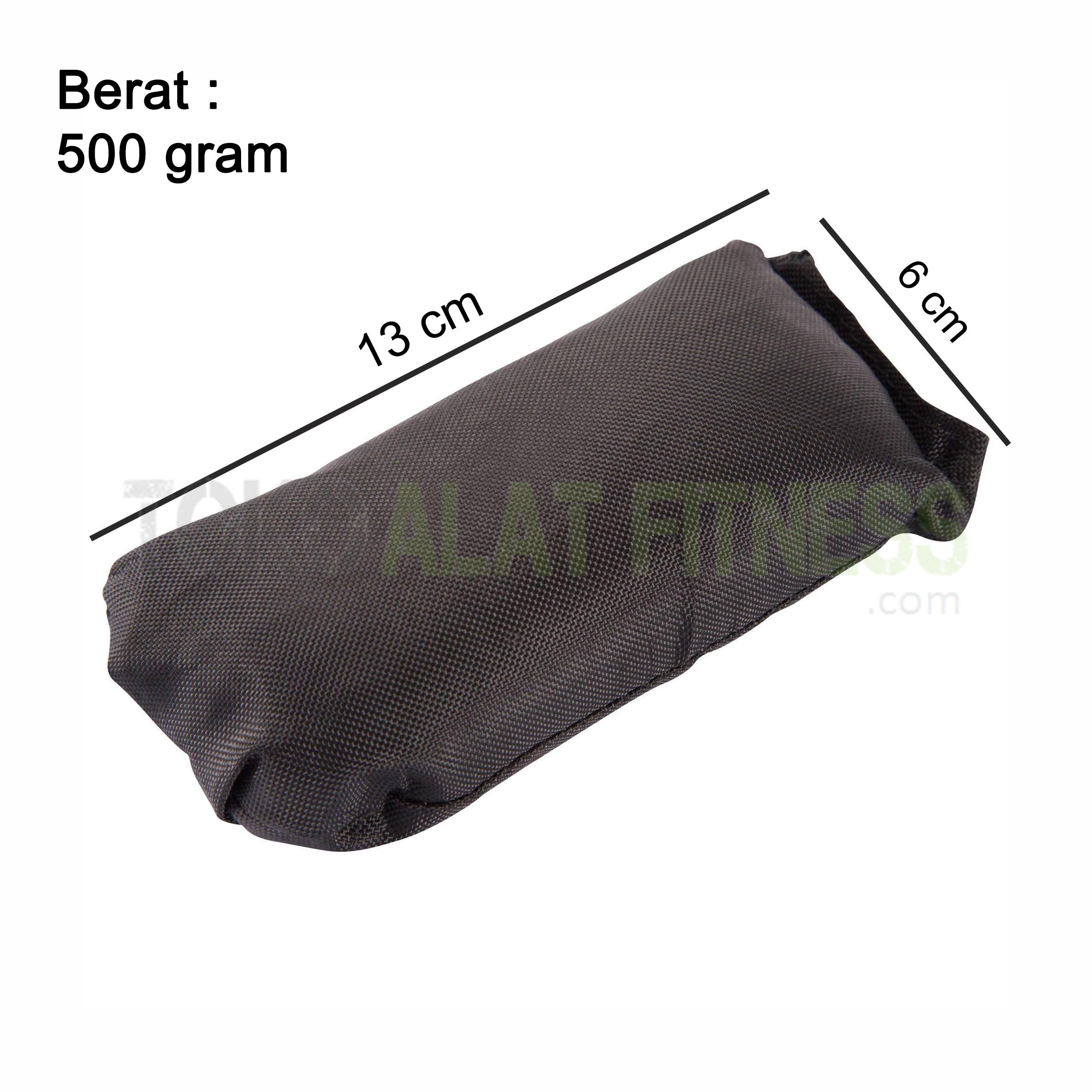 rompi pemberat domyos wtm 7 - Weight Vest/Rompi Pemberat 10kg Domyos - ASSAW39