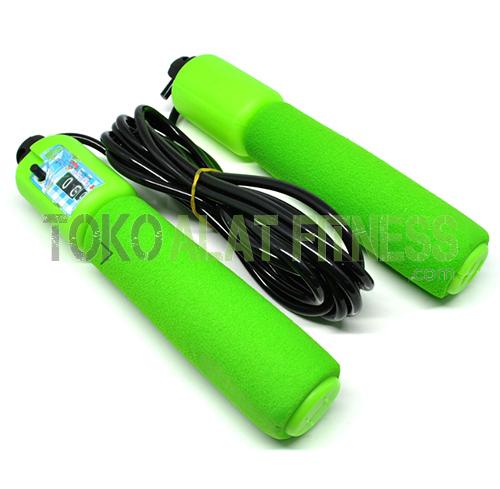 skip soft hand hijau wtr 1 - PROMO BUNDLING AMAYZING SKIPPING & RESISTANCE TUBE