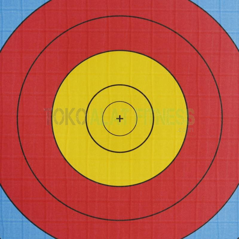 archery wtm 3 - Archery Target Face 40 x 40 cm Geologic
