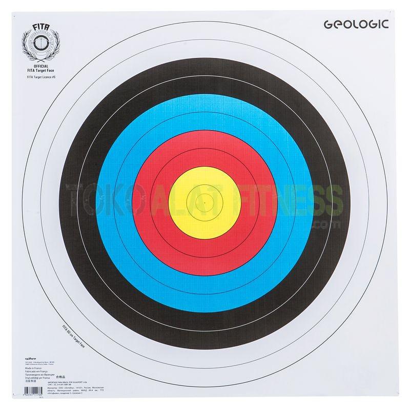 archery wtm - Archery Target Face 40 x 40 cm Geologic