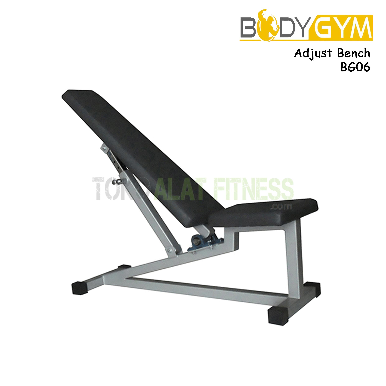 BG06 Adjust Bench 2 - Body Gym Adjust Bench BG06 ( Lokal )