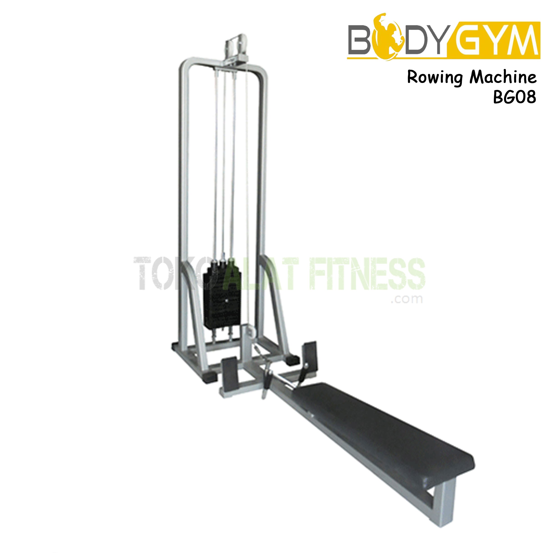 BG08 Rowing Machine 2 - Body Gym Rowing Machine BG08 ( Lokal )