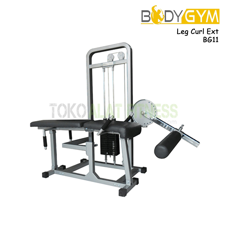 BG11 Leg Curl Ext 2 - Body Gym Leg Curl Ext BG11 ( Lokal )