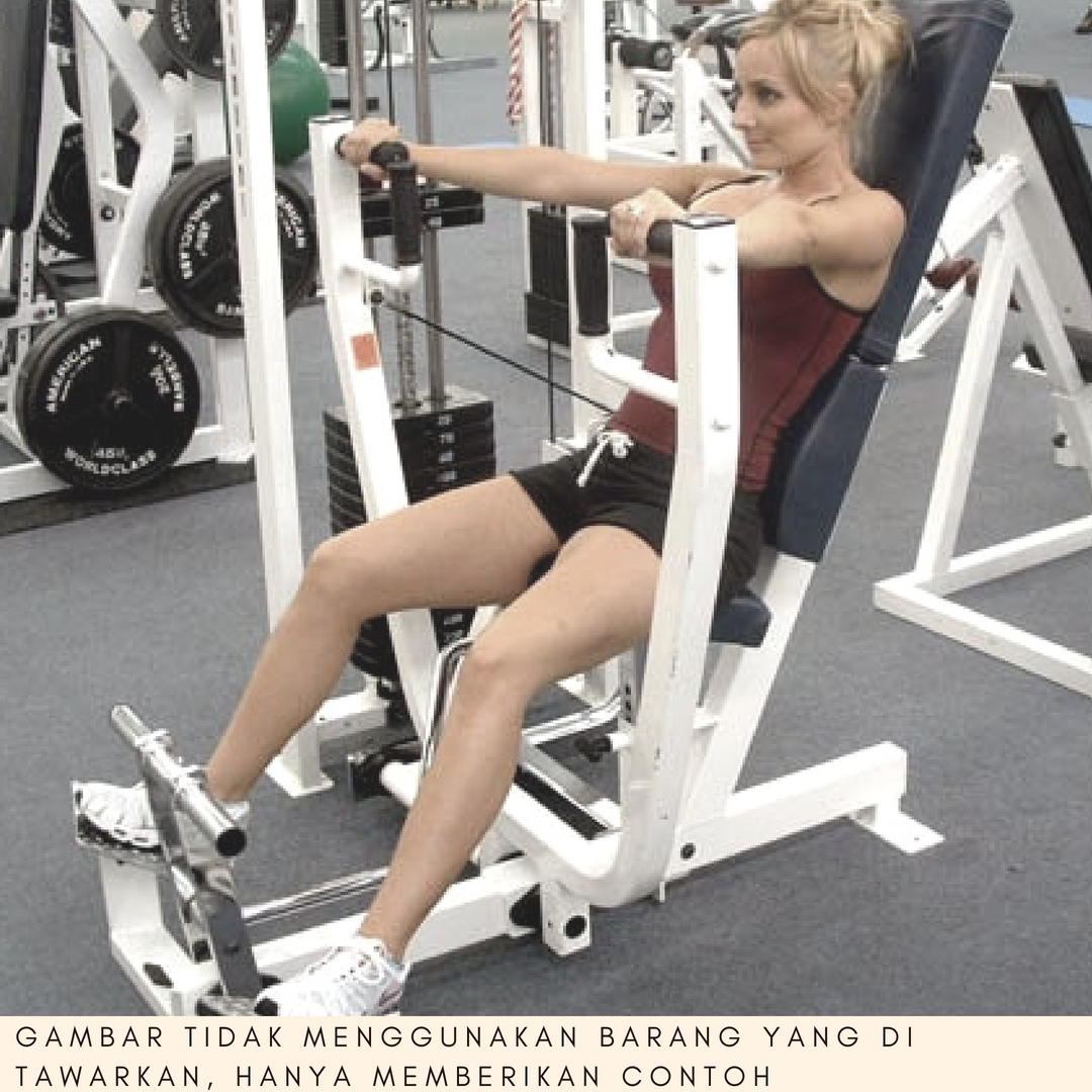 chest press workout - Body Gym Chest Press ( Lokal ) - BG10