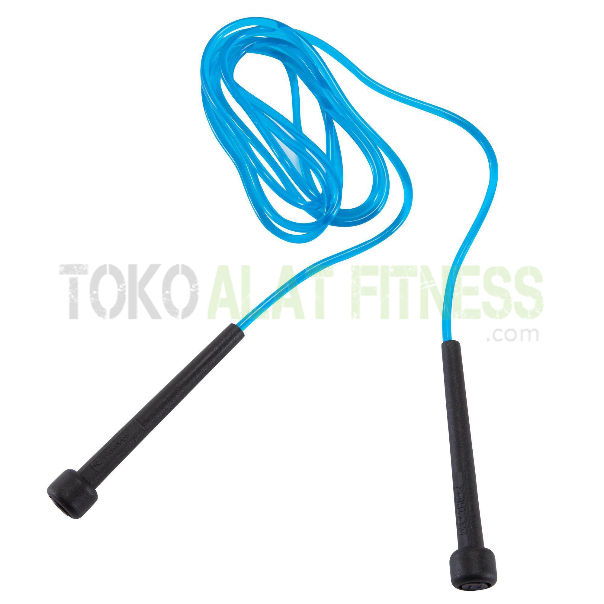 jump rope wtm - Simple Jump Rope Biru Domyos