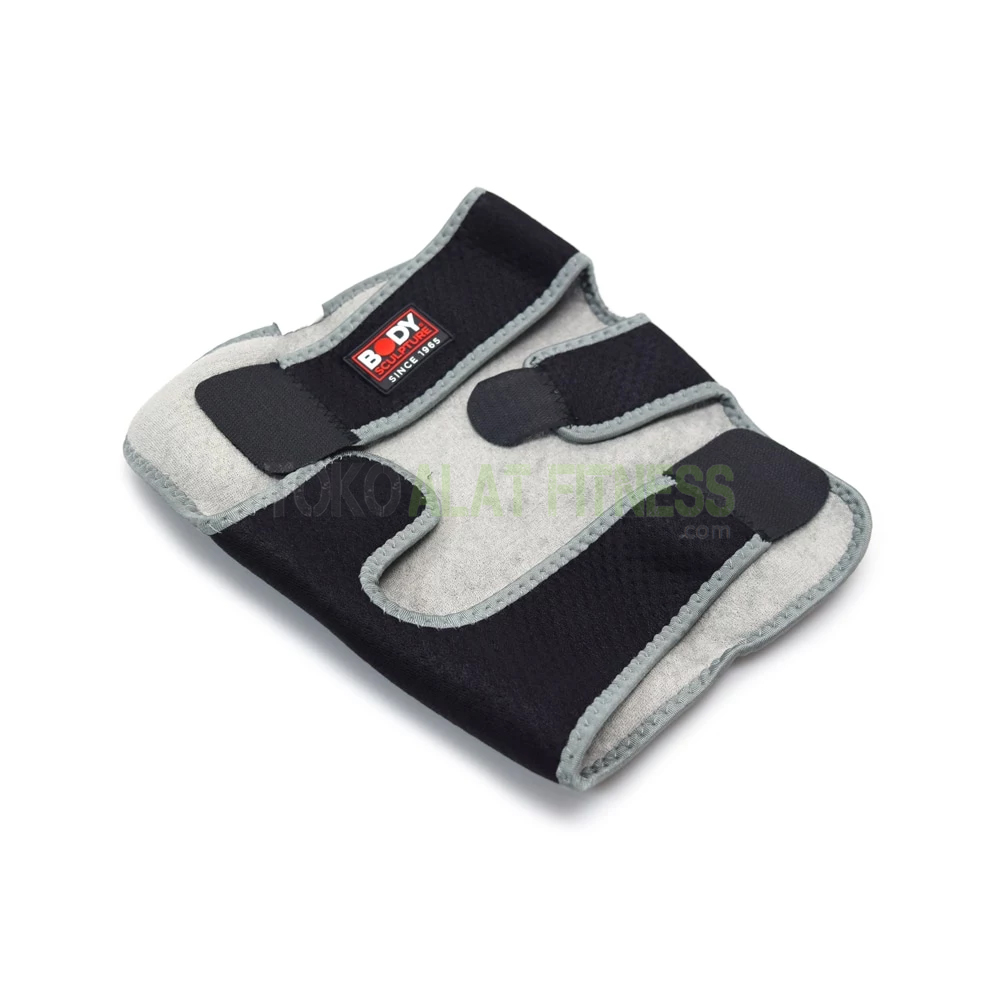 1 wtm - Knee Support With Terry Cloth Body Sculpture