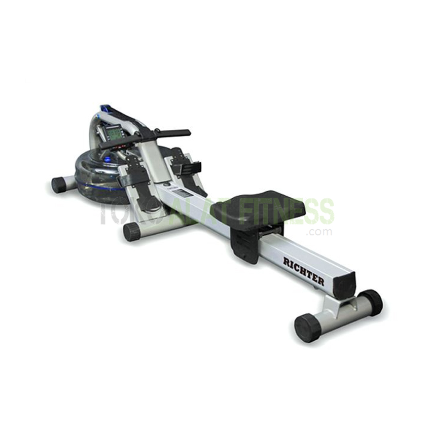 RICHTER WATER ROWING ENVY - Richter Water Rowing Machine KMG82