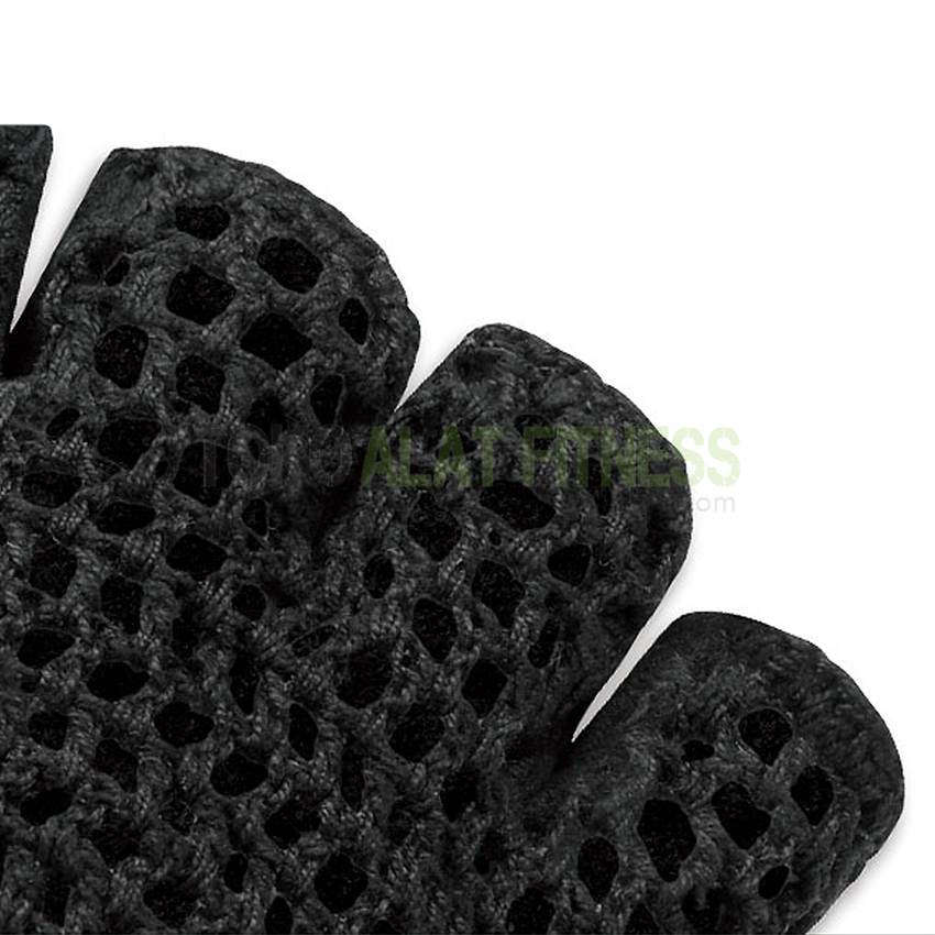 leather fitness gloves net 2 wtm 2 - Leather Fitness Gloves Nets XL Body Sculpture