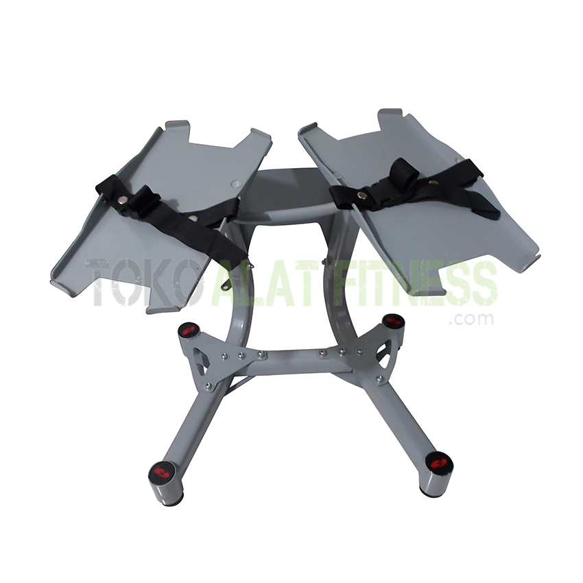 2 wtm 1 - Adjustable Dumbell Stand Bowflex