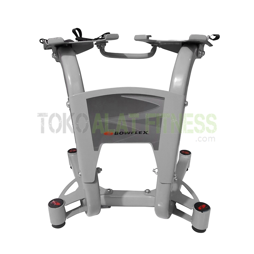 3 wtm 1 - Adjustable Dumbell Stand Bowflex
