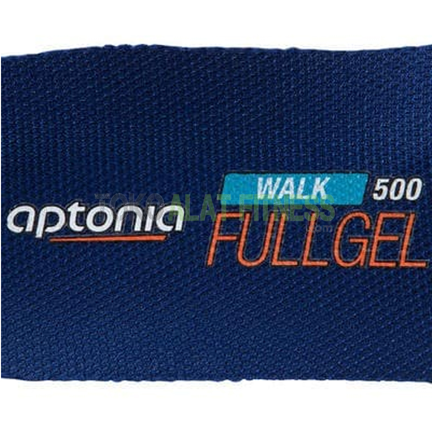 Aptonia walk 500 fullgel 3 wtm - Aptonia Walk 500 Full Gel Insoles, Blue