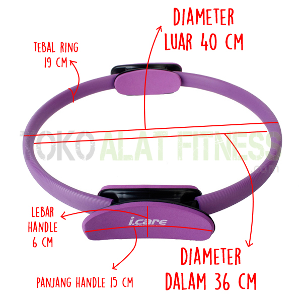 Pilates Ring I care wtm - Pilates Ring I Care