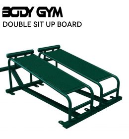 DOUBLE SIT UP BOARD BARU 2 260x280 - Double Sit-up Board Body Gym - Alat Fitness Outdoor - AFO-22A