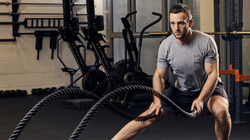 battle rope 9 - Workout From Home - Battle Rope 9M 3.8CM Body Gym