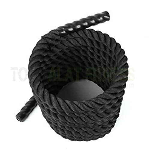 battle rope 9m new wtr 4 - Workout From Home - Battle Rope 9M 3.8CM Body Gym