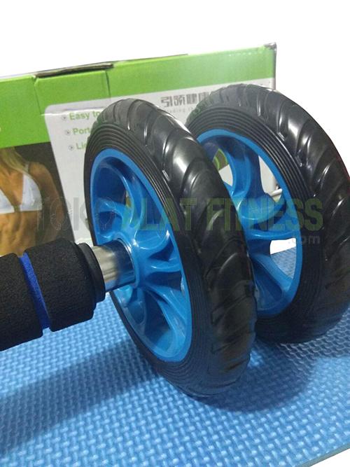 braked exercise wheel biru 1 wtr - Exercise Wheel Biru Body Sculpture - ASSEW18