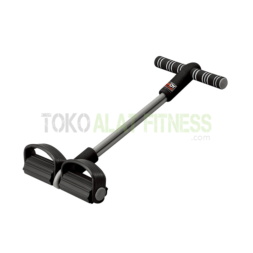 1 - Tummy Action Rower Body Sculpture