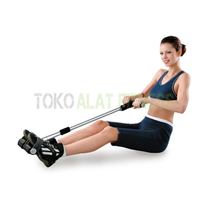 5 1 - Tummy Action Rower Body Sculpture