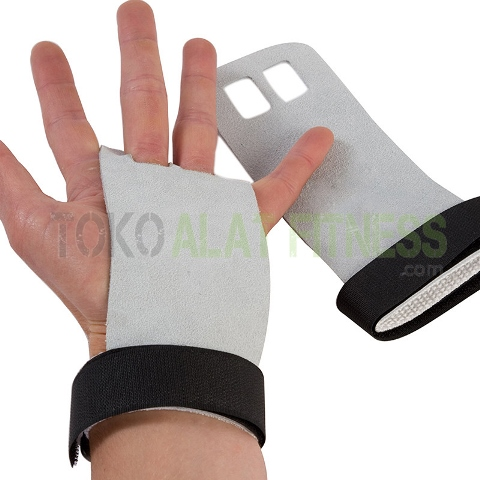 Cara Penggunaan Weight Lifting Leather Palm wtrm - Weight Lifting Wrist Wraps L Body Gym