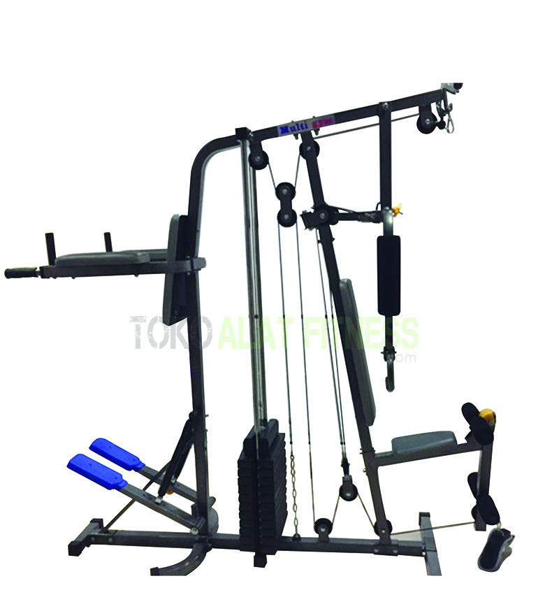 Home Gym 2 sisi ID 1500 wtr - Home Gym 2 Station Body Gym