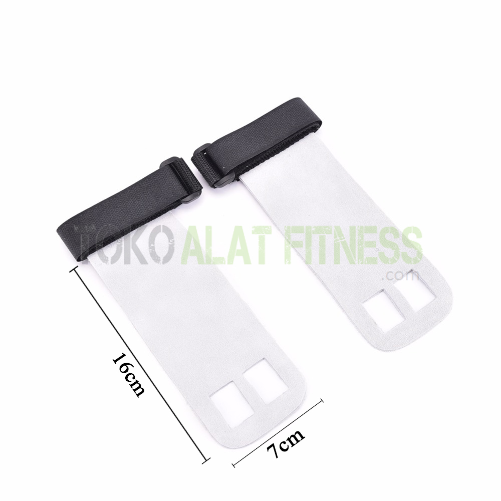 Size Weight Lifting Leather Palm wtm - Weight Lifting Wrist Wraps L Body Gym