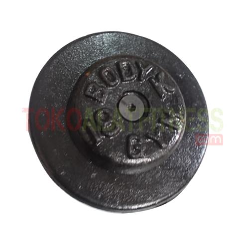 Dumbell Fix Iron 18kg - Dumbell Fix Iron 18kg Body Gym