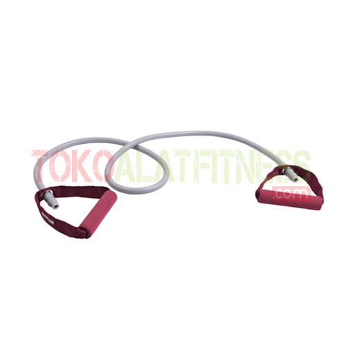 Untitled 1 - Expander/Strap with Handle Grey-Maroon Kettler