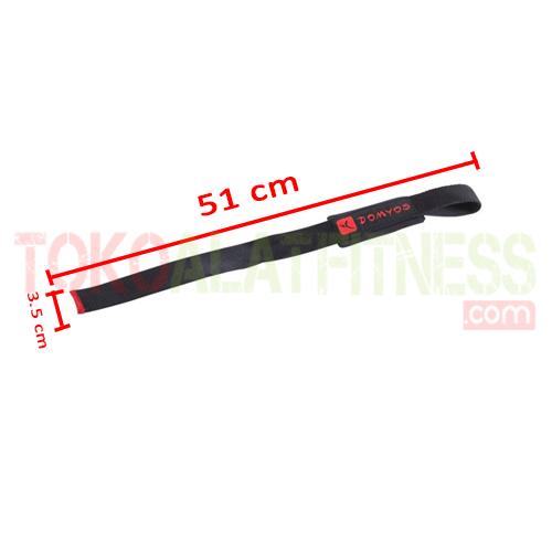 lifting strap domyos spek wtm - Weight Lifting Training Pull Strap Domiyos - ASSAF49